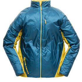 Big Agnes Smokin Axle Jacket Men blue/gold